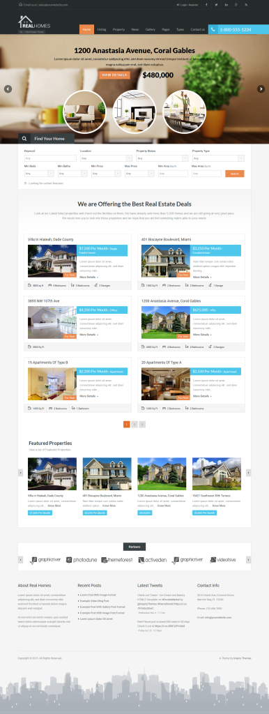 Real Homes - No. 1 Real Estate Theme 2015-11-13 03-26-17
